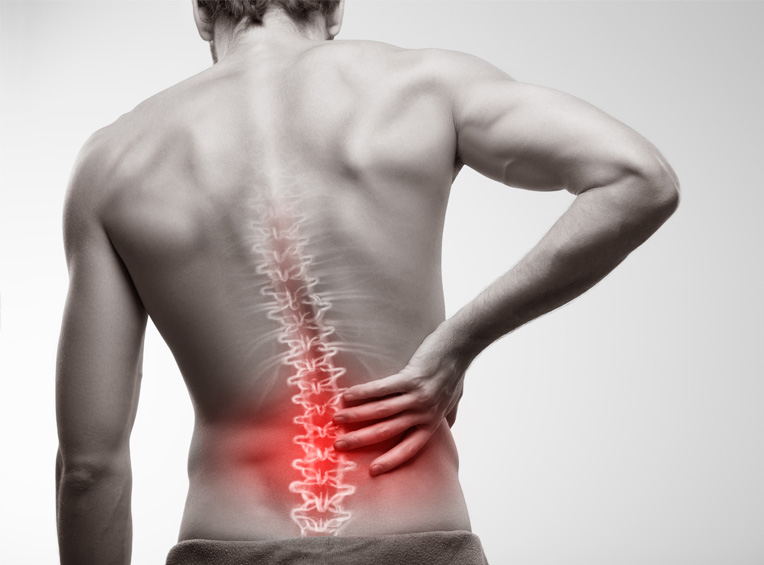How to help relieve back pain