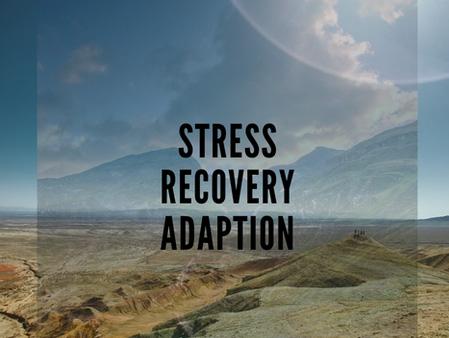 Stress, Recovery, Adaption